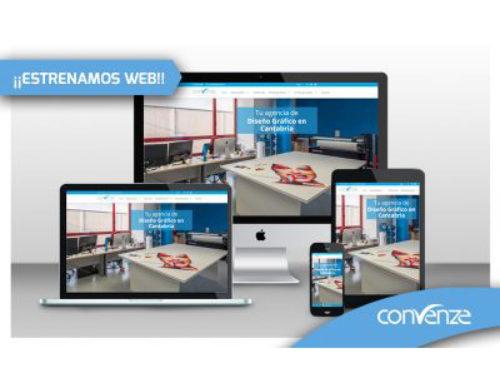 ¡¡¡Estrenamos nuevo diseño web!!!