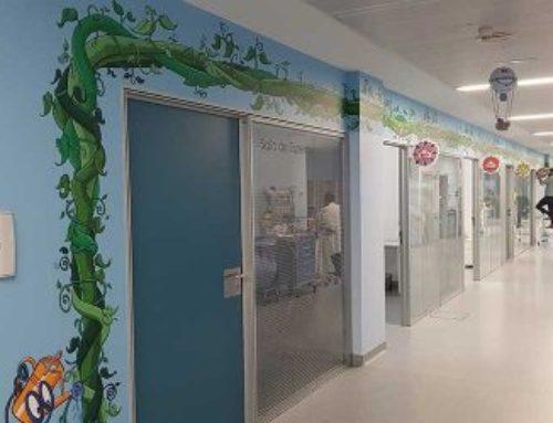 Rotulación de Urgencias de Pediatría en el Hospital de Valdecilla (Fase 2)