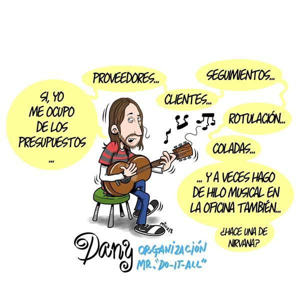 Empresa de rotulación Cantabria Dani