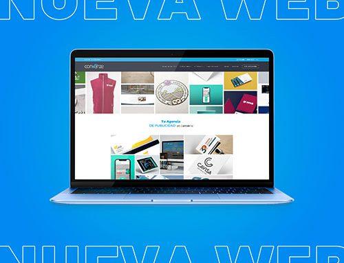 ¡¡¡Tenemos nueva web!!!